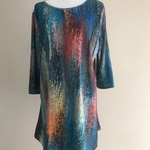 NWT Light Tunic Dress Size 2X